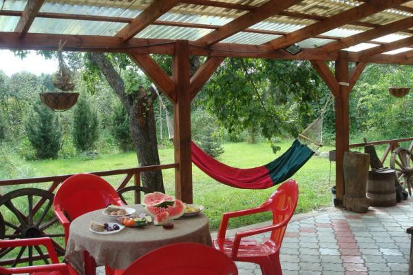 Holiday house Olizarov stav, Brest Region