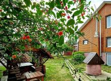 Holiday houses in the Myadel District. Holiday house U chistogo pruda, Miadel