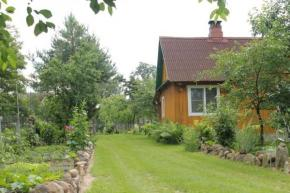 Holiday houses in the Belovezhskaya Pushcha. Holiday house Mlynock, Brest Region
