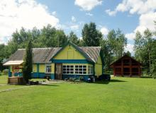 Holiday houses in the Vileika
