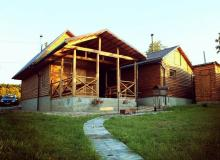 Holiday houses on the Augustow Canal (visa-free). Holiday house Khata u Stakha, Grodno Region