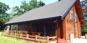 Holiday houses in the Novogrudok District. Holiday house Dubrava (Grodno Region)