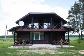 Holiday houses in the Maladzyechna District. Holiday house Lesnaya skarbnitsa, Minsk Region