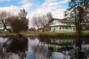 Holiday houses in the Dzyarzhynsk