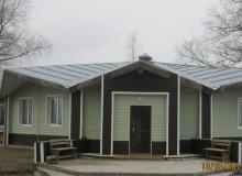 Holiday house Dedikov, Gomel Region