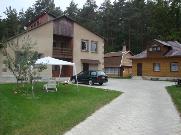 Holiday house Na opushke, Braslav