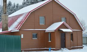 Holiday houses in the Orsha District. Holiday house Topollya, Vitebsk Region