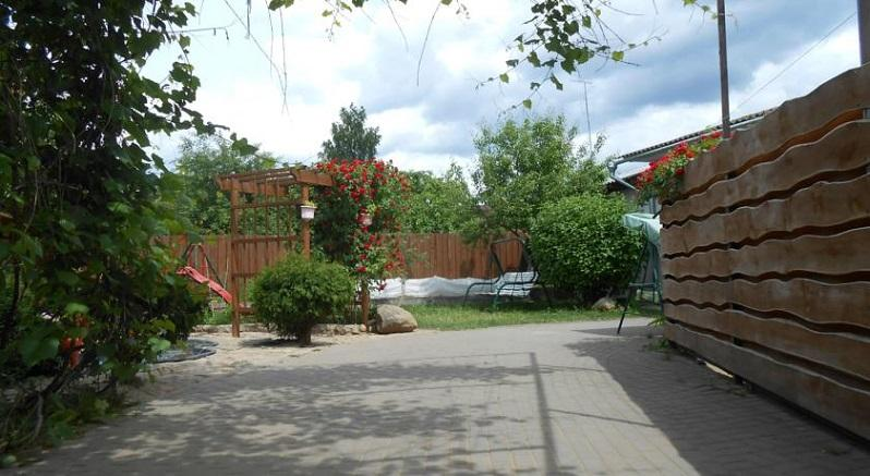 Holiday house Na recke Bobr, Minsk Region