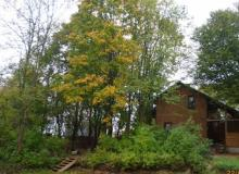 Holiday houses in the Maladzyechna District. Holiday house Pansk kutok, Minsk Region