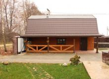 Holiday houses in the Puchavičy District. Holiday house Zvezdny hutorok, Minsk Region