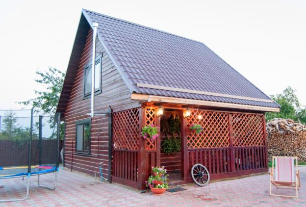 Holiday house Sasnovy gai, Minsk Region