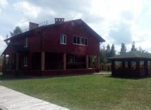 Holiday houses in the Pinsk District. Holiday house Vyaz, Brest Region