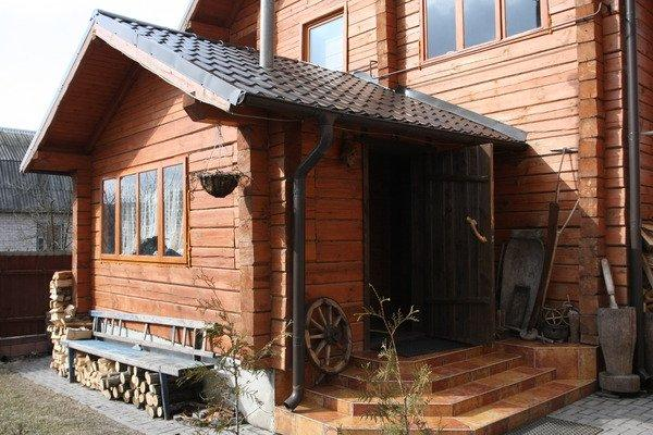 Holiday house Sun House, Minsk Region
