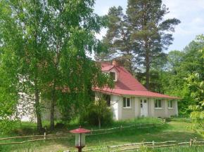Holiday houses on the Augustow Canal (visa-free). Holiday house Na Chernoy Ganche, Grodno Region