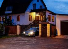 Holiday houses of Gomel Region. Holiday house Dom u ozera, Gomel