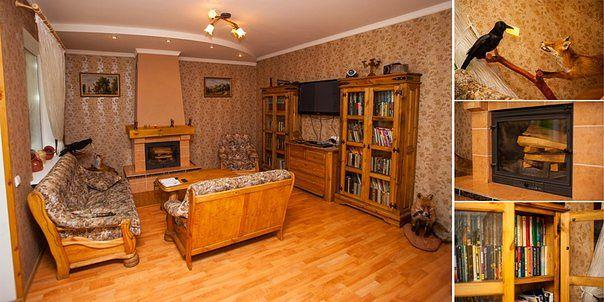 Holiday house Rodny kut, Gomel Region