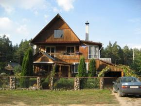 Holiday houses in the Krupki District. Holiday house Lyasny mayontak, Minsk Region