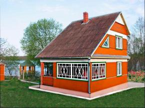 Holiday house Domik na beregu Strusto, Braslav