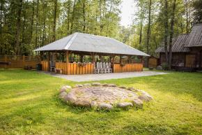 Holiday house Na ozere, Grodno Region