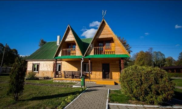 The farmhouse Vyazychin, Minsk Region