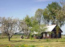 Holiday house Zastenok Skriplevo, Minsk Region
