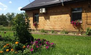 Holiday houses in the Pinsk District. Hliday house Zaozerye, Pinsk District