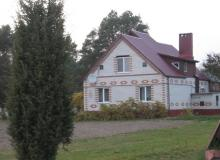 Holiday houses in the Zhabinka District. Holiday house Rechnaya, Brest Region
