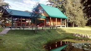 Holiday houses in the Maladzyechna District. Holiday house Kali na hutar, Minsk Region