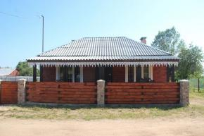 Holiday houses in the Belovezhskaya Pushcha. Holiday house Belovezhskaya Blagodat, Brest Region