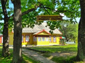 Holiday house Ortsovskaya pristan, Vitebsk Region