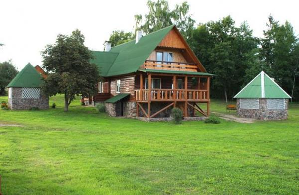Holiday house Hutorok u ozera, Braslav