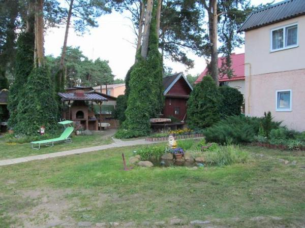 Holiday house Tri sosny, Braslav
