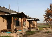 Holiday houses in the Zhabinka District. Holiday house of Shadrins, Brest Region