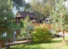 Holiday houses in Belarus. Holiday house Mazychi, Brest Region
