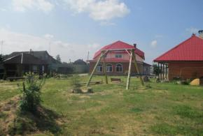 Holiday houses in the Borisov District. Holiday house U Valentina, Minsk Region