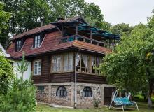Holiday houses of Minsk Region. Holiday house Sabinovo, Naroch
