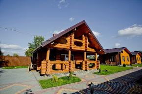 Holiday houses in the Pinsk District. Holiday house Oresheck, Brest Region