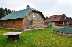 Holiday houses on the Augustow Canal (visa-free). Holiday house Anneta, Grodno Region