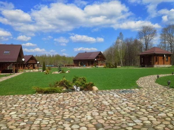 Holiday house Novoye Gorodishche, Minsk Region