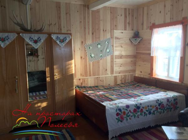 Holiday house Na prostorakh Polesya, Brest Region