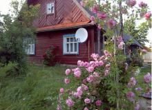 Holiday houses in the Braslav District. Holiday house Cupcheli, Braslav